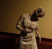 Silent Hill Nurse - She hears you.... by Cosplay4UsAll