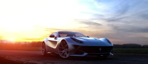 Ferrari F12 Berlinetta by TheImNobody