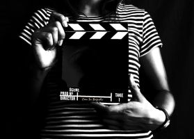 .clapperboard by caspell