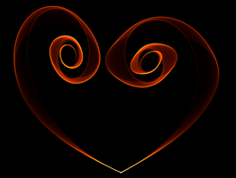 Fractal Heart by Rne800