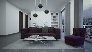 Small Apartment V3.0 by saescavipica