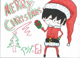 Merry Christmas by ED-Boy-wonder-1718