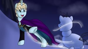 Let it go 2 [MLP] by NamyGaga