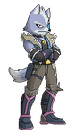 Wolf O'donnell by Godly-Effect