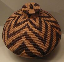 African Basket by Confussed-Stock