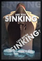 Are you sinking.. by Mawk-G