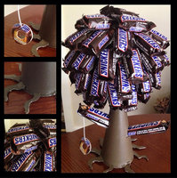 Snickers Tree by CreativeCamArt