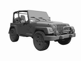 Jeep wrangler Front R 2 by lance500