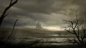 Marchland Ruins by pokepetter