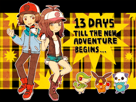 Pokemon BW Countdown by coriyu