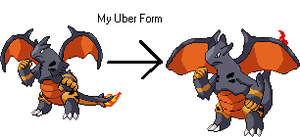 My Uber Form by OmegaCrafter17