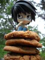 COOKIE OVERLORD L by EMO-FEET