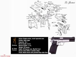 Browning Hi- Power Diagram 2.0 by timesplitter88