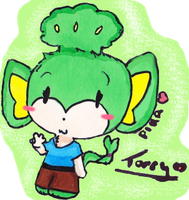 :G: Terry Pansage by FringedPikaa
