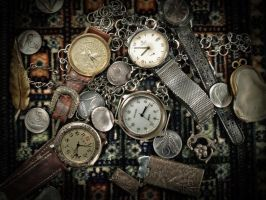 Old Time by Michelangelo84
