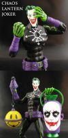 Blackest Night Chaos Corps Joker by Jin-Saotome