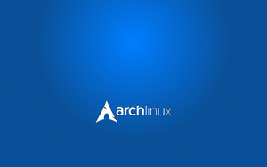 Archlinux Cutout (variant) by PainlessRob