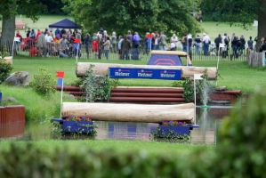 Cross Country Water Obstacle Stock by LuDa-Stock