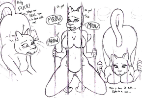 Cat Suit Swelling (Cat TF) P6 by bendzz