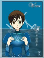 Ouran Elemental VII: Water v2 by Star-of-Seraph