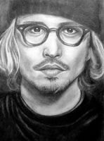 Johnny Depp by fading-flower