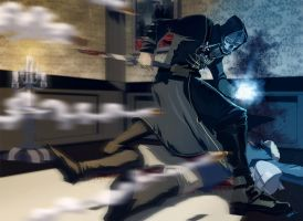 Dishonored  time-bending by yinfaowei