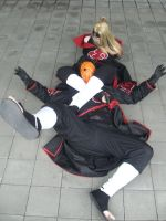 Deidara Cosplay 4 by Xx-lil-xX