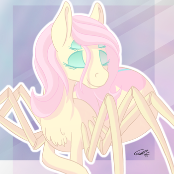 Spidershy by Couch-Crusader