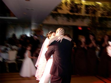 Wedding Photo - First Dance by threedeez