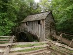 Mill at Cades Cove by Uminohoshi