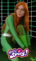 Sam- Totally Spies Cosplay by Loor101