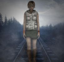 Following The Tracks Home (Heather) by IamRinoaHeartilly