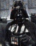 darth photomosaic by brokoloid