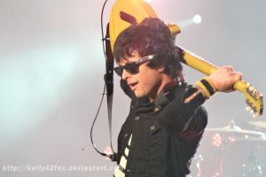 Green Day LA - Billie Joe sunglasses by kelly42fox