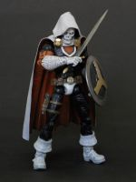 Marvel Legends classic Taskmaster custom by LuXuSik