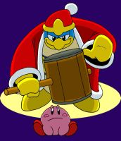 VG Villains 11: King Dedede by greliz
