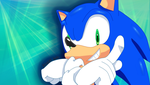 Sonic Background by GLaDOSHeroes2000