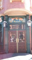EPCOT: Rose and Crown Pub by wilterdrose-stock