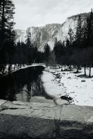 Yosemite Valley Beckons by lykesorad
