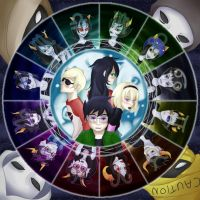 Fun with Homestuck by keltzy