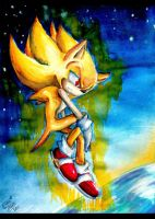 Super Sonic by AmytheRose