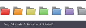Tango Color Folders by 8666