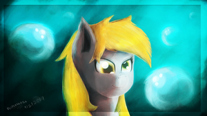 A derpy portrait by Col762nel