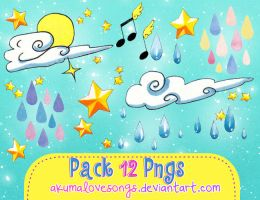 Pack 12 Pngs by akumaLoveSongs