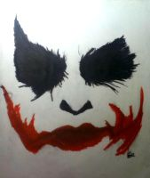 Why so serious? by ptaledor