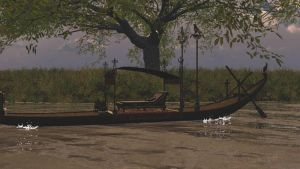 Riverboat by fractal2cry