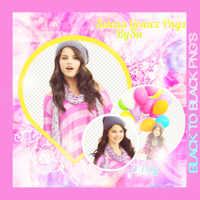 Selena Gomez Png Pack by SuBiebs