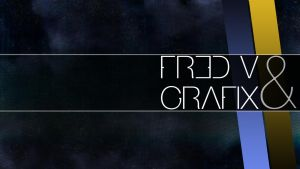 Fred V and Grafix Wallpaper by ValencyGraphics