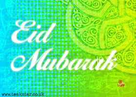 Eid Card XIX by Teakster