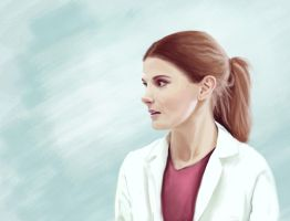 Molly Hooper by mesfaiblesses